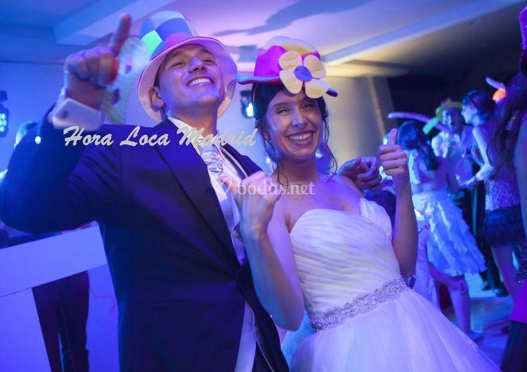 Animación de bodas