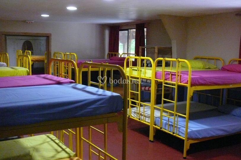 Alojamiento para jóvenes