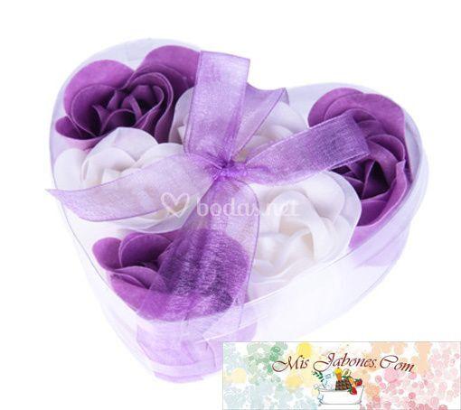 Flores de Jabón