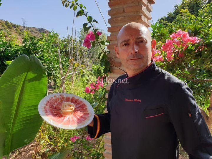 Francisco Muñoz - Cortador de jamón