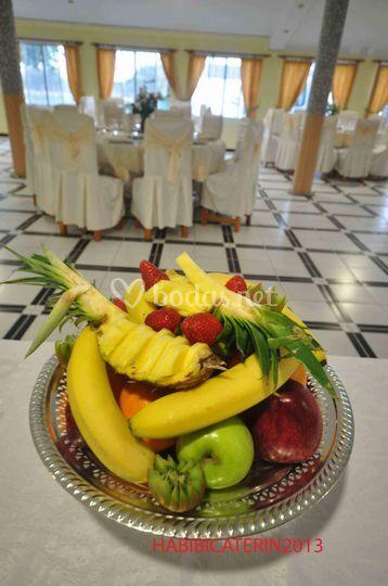 Lato de fruta variado