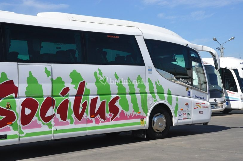 Empresa del Grupo Socibus