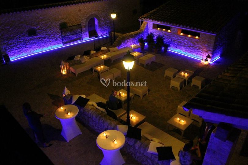 El Corral - Zona Chill out