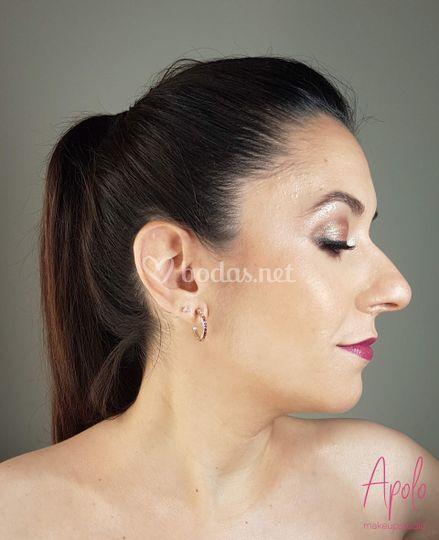 Maquillaje profesional de novias