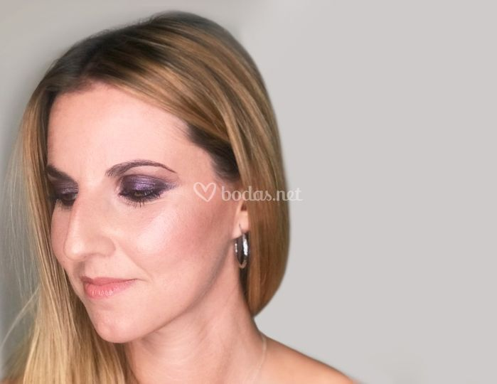 Maquillaje para evento de noche