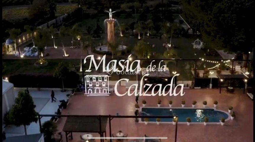 Masía de La Calzada