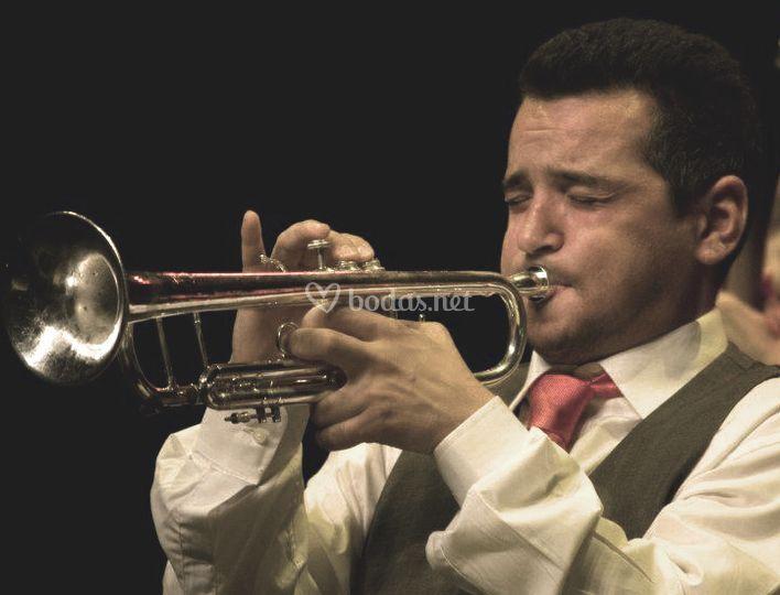 Nuestro trompetista