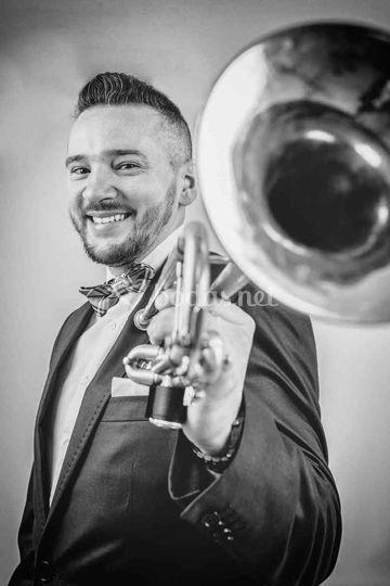 Alberto Martin - trompeta
