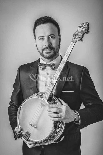 Antonio Fernández - banjo