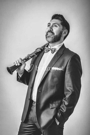 Martin Torres - clarinete