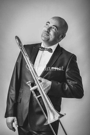 Valentin García - trombón