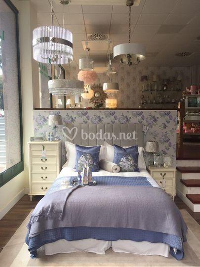 Una habitación elegante