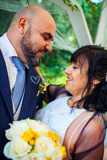 Gloria y Carlos