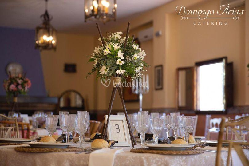 Catering Domingo Arias
