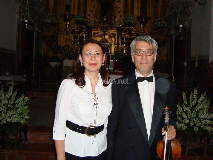 Lev y Sofía