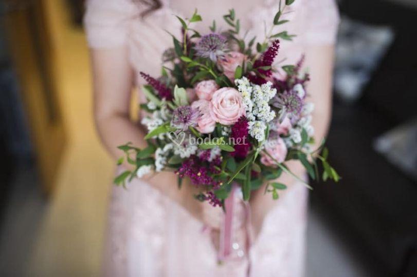 Azahar y Flores