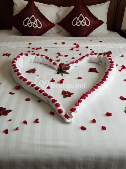 Suites románticas