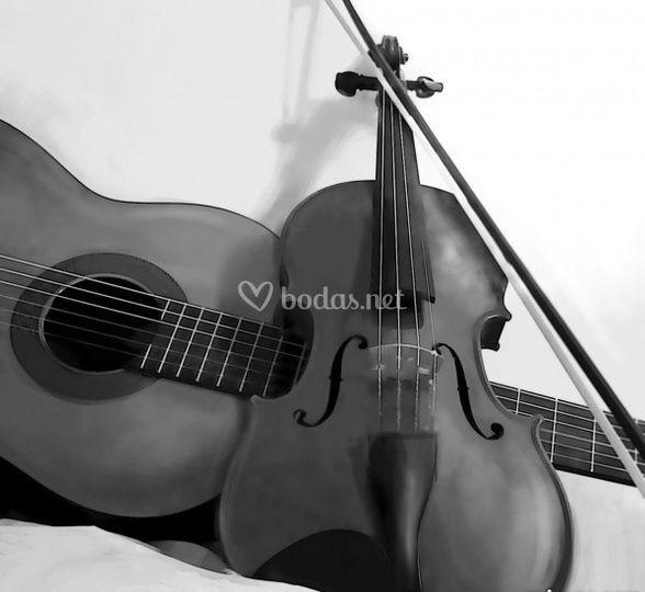 Perfecta combinación musical
