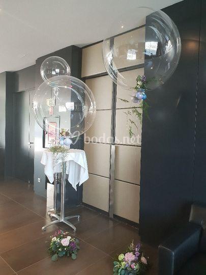 Burbujas Jumbo