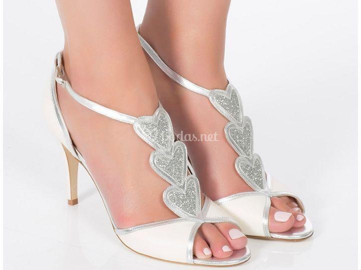 blondie de egovolo - zapatos de novia | foto 18