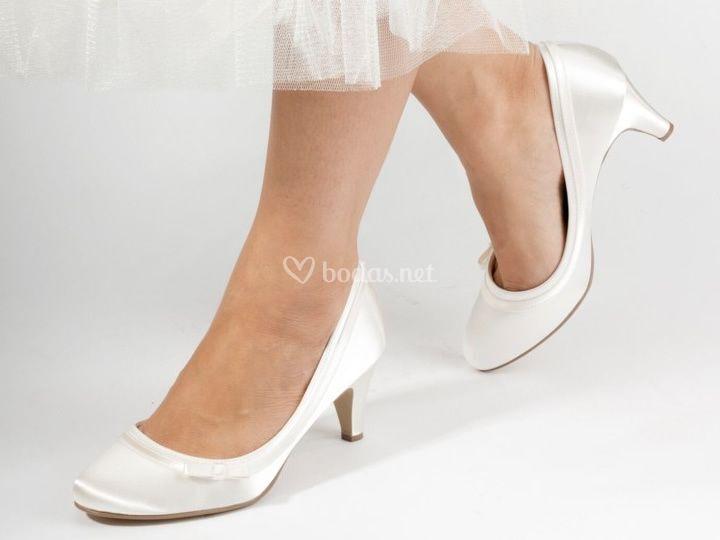 dahlia de egovolo - zapatos de novia | foto 24