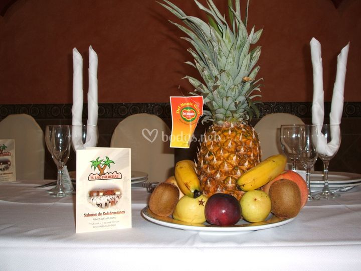 Centro de fruta