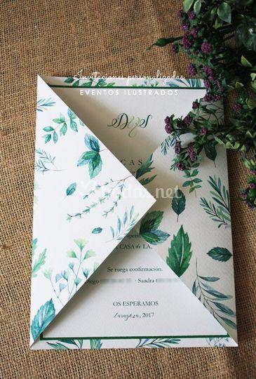 Invitación botánica