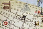 Mapa ilustracion