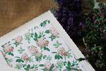 Invitación hortensias rosas