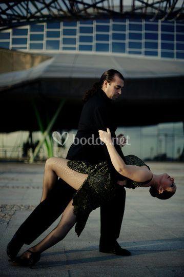 Tango sensual y Elegante