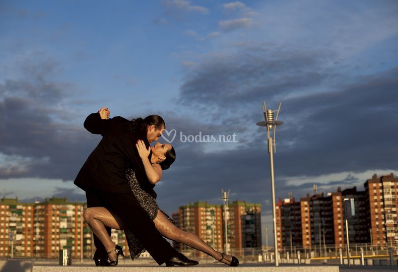 Paola y Mario Tango