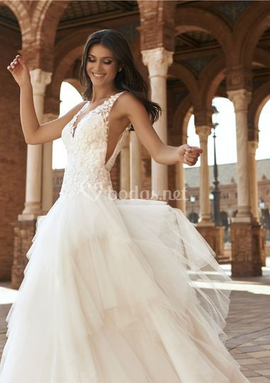 Amaya, Marchesa for Pronovias