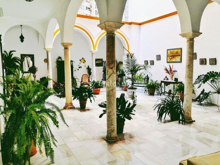 Patio San Juan de la Palma