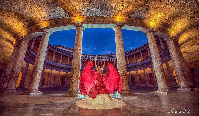 Ángel de la Alhambra