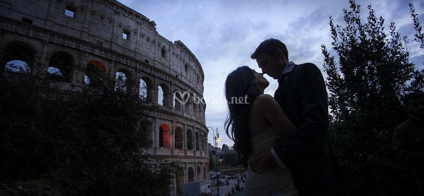De paseo por Roma