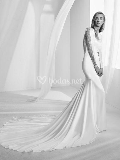 Alquiler vestido novia lorca