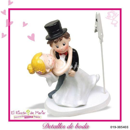 Detalle boda