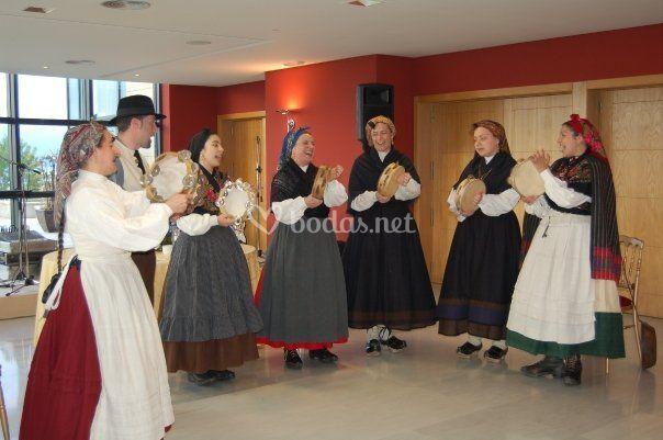 Agrupación Folclórica Xalgarete