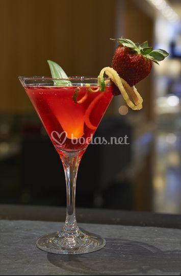 Cóctel copa
