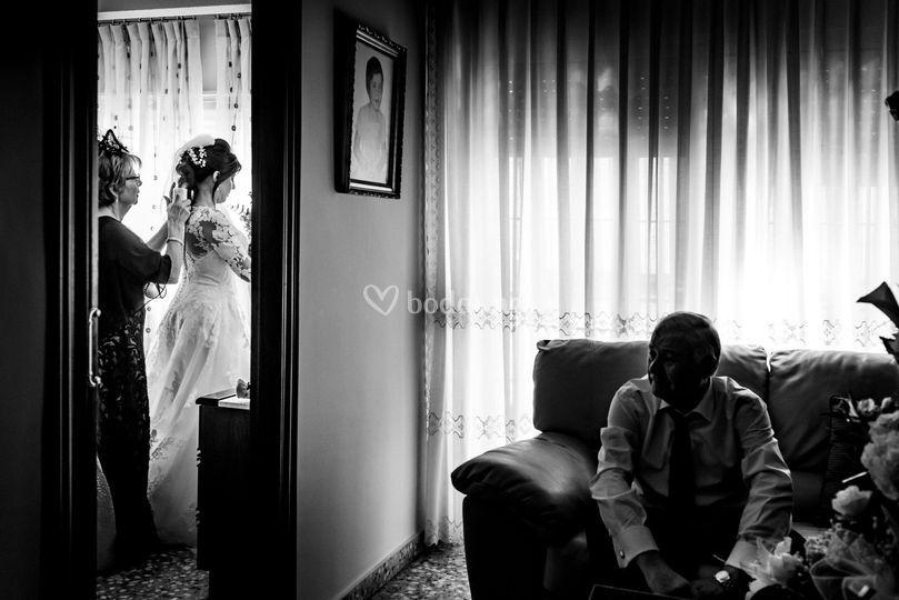 Último día en casa de la novia