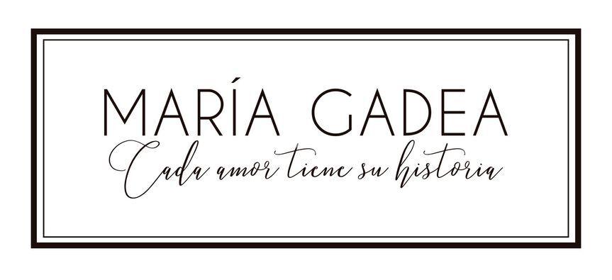 Logo Maria Gadea Atelier