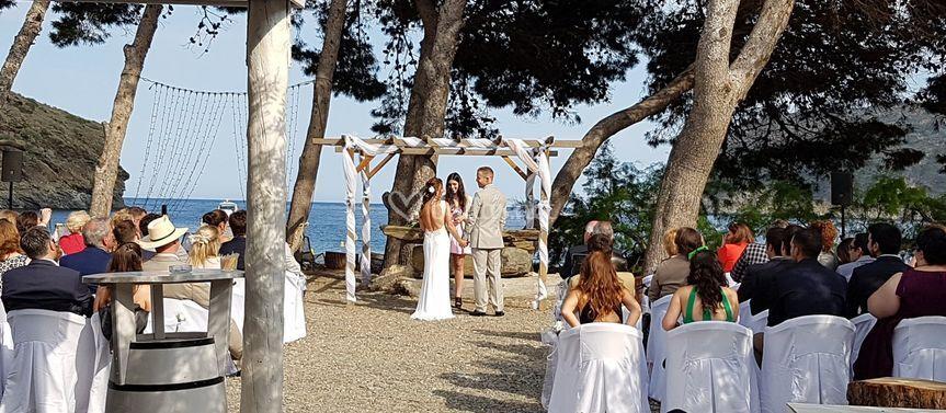 Ceremonia cala Joncols