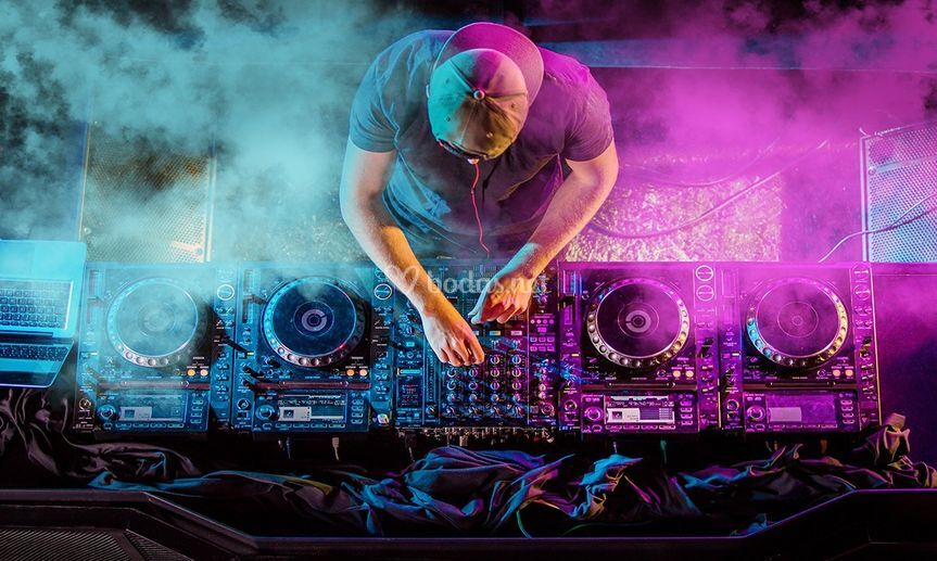 DJ Wedding Luxury