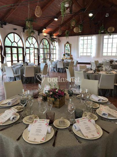 Banquete en Cal Blay