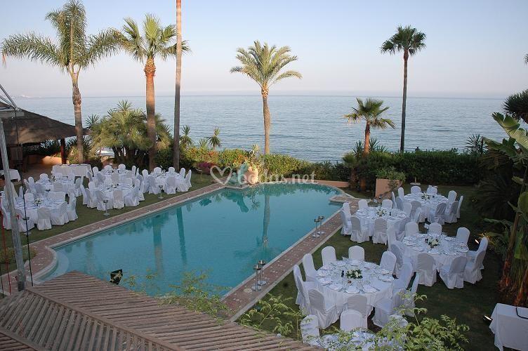 Boda Playa Marbella