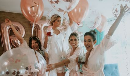 The Bridal Squad • Makeup & Hair 1