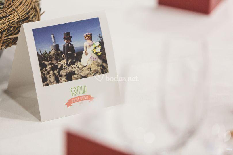 Identidad para bodas