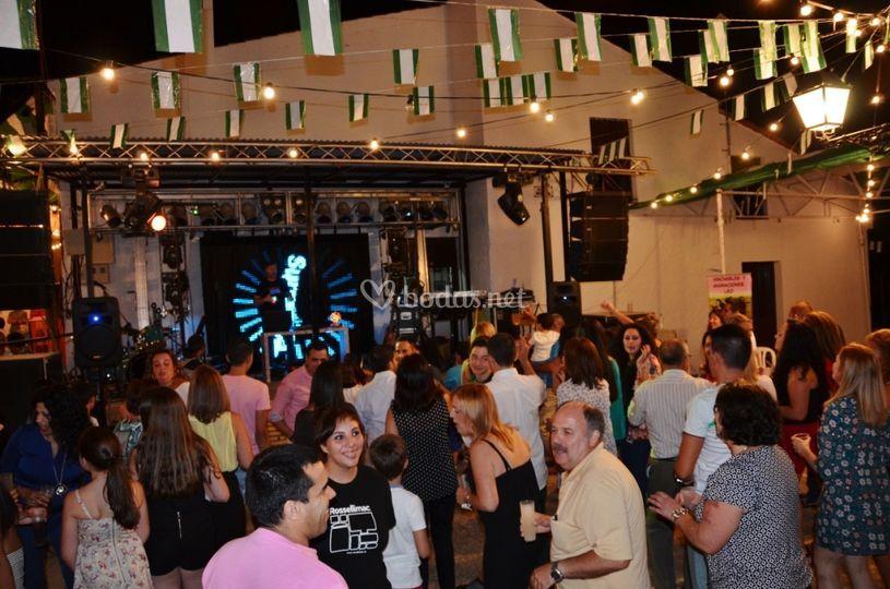 Dj animador - ferias en Huelva