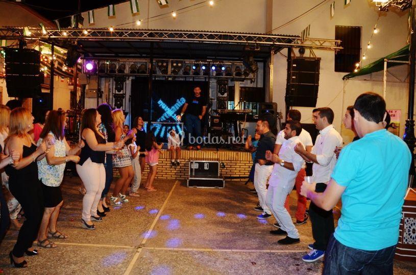 Dj animador en Huelva -  concurso