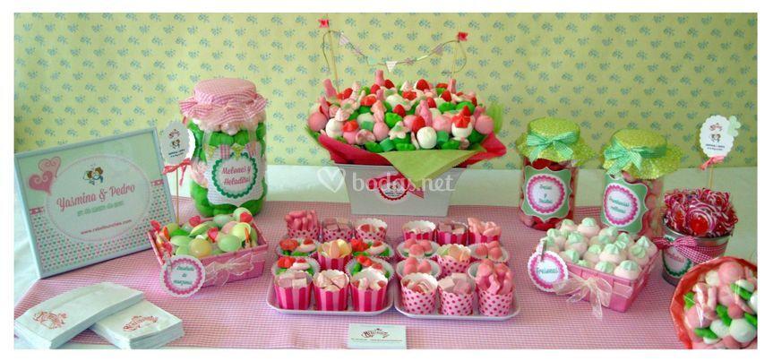 Candy Buffet Express